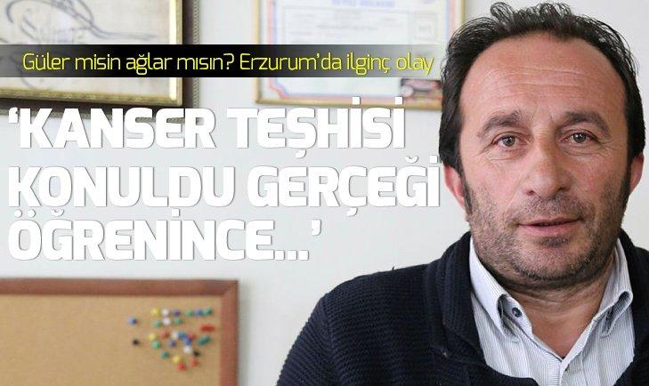 KANSER TEDAVİSİ GÖRDÜ AMA BAKIN GERÇEK NE ÇIKTI