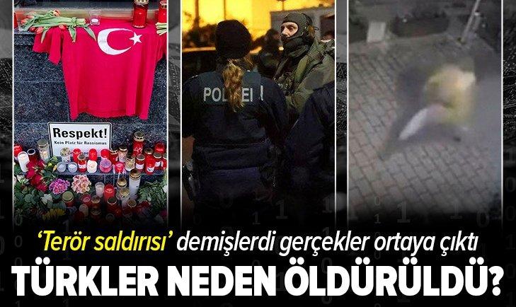 4 Türk'ün öldürüldüğü Hanau katliamında ırkçılık bulgusu