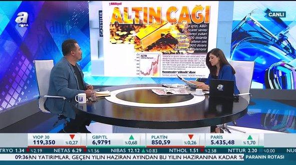 22 Ağustos güncel altın fiyatları ne kadar? Altın yükselir mi yoksa düşer mi? Uzman isim canlı yayında anlattı |Video