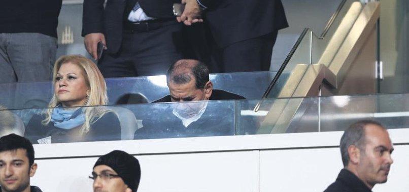 Dursun Özbek'e maç sonu sert tepki