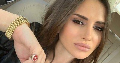 Mustafa Sandal'ın eski eşi Emina Jahovic üçüncü kez anne oluyor