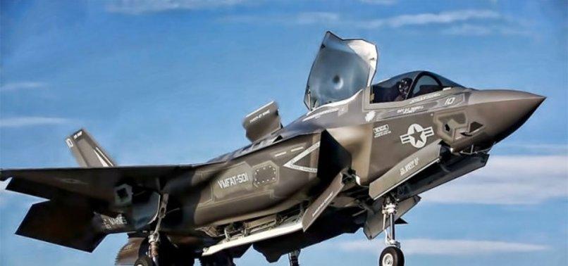 ABD, F-35 SAVAŞ UÇAĞININ UÇUŞLARINI DURDURDU