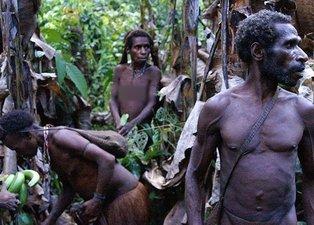 Yamyamların son kabilesi görüntülendi