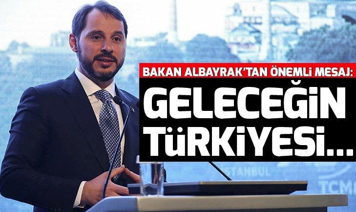 Son dakika: Bakan Berat Albayrak'tan Borsa İstanbul'da flaş açıklamalar