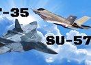 Amerikan F-35 mi Rus SU-57 mi daha güçlü? İşte inanılmaz sonuç