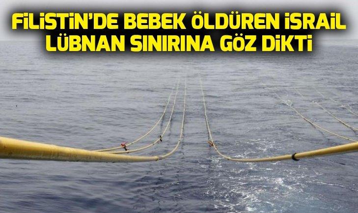İSRAİL ŞİMDİ DE LÜBNAN'I HEDEF ALDI