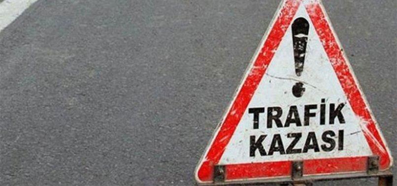 BASIN EKSPRES YOLUNDA KAZA