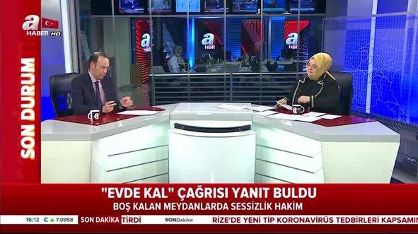 Bakan Zehra Selçuk'dan A Haber'de flaş açıklamalar
