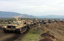 Hem Afrin 'de hem de içeride hainlere geçit yok