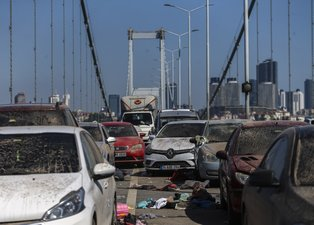 15 Temmuz Şehitler Köprüsü'nde dikkat çeken hareketlilik! Görüntüler az önce geldi