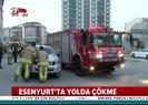 Son dakika! Esenyurt'ta yol çöktü apartmanda çatlaklar oluştu | Valilik açıklama yaptı