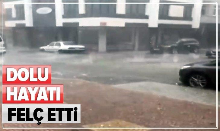 DOLU HAYATI FELÇ ETTİ!