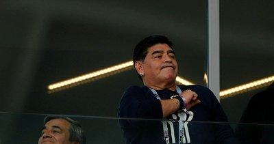 Maradona: 5 penaltı kaçırdım hâlâ Maradona'yım