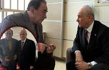 MHP lideri Bahçeli Alaattin Çakıcı'yı ziyaret etti