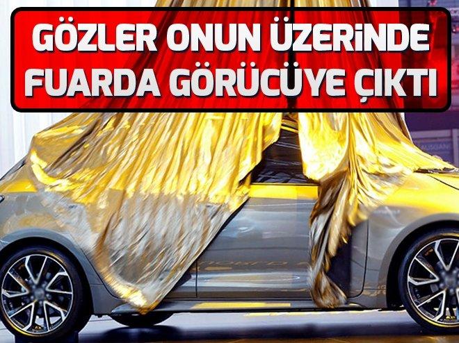 CENEVRE OTOMOBİL FUARI'NDA SERGİLENECEK MODELLER