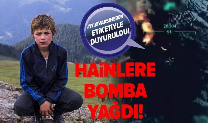 MSB'den flaş açıklama: İki PKK'lı terörist etkisiz hale getirildi