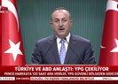 Mevlüt Çavuşoğlu: Bu ateşkes değil harekata sadece ara veriyoruz