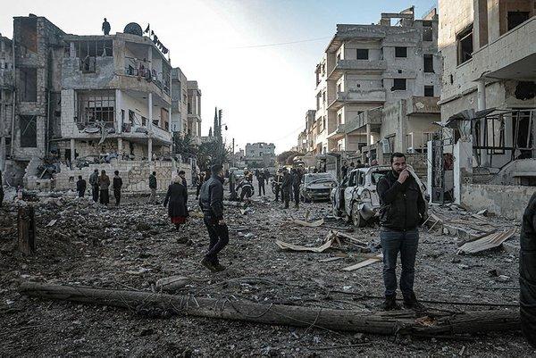 Son dakika: Avrupa Birliği'nden İdlib çağrısı! 4