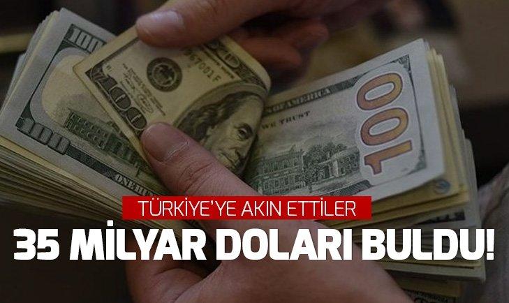 TÜRKİYE'YE AKIN VAR! 35 MİLYAR DOLARI BULDU