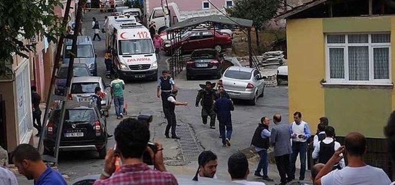 MAVİ LİSTE'DEKİ DHKP/C'Lİ TERÖRİST İSTANBUL'DA YAKALANDI