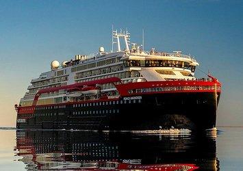 Norveç'ten flaş koronavirüs kararı: Kruvaziyer gemilerine 14 gün karaya çıkma yasağı