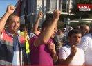 İBB önündeki işçilerin hak arayışı 14. gününde
