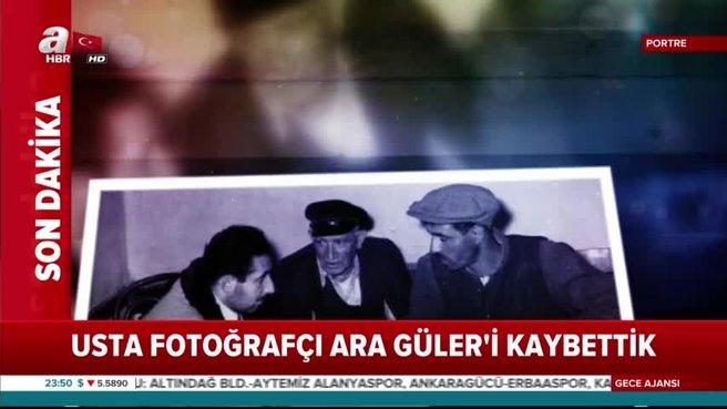 Portre - Ara Güler