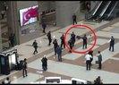 Son dakika: İstanbul Çağlayan Adalet Sarayı'nda intihar şoku! 6.kattan atladı |Video