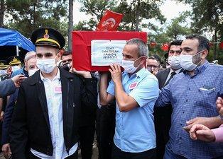 Şehit Celal Özcan'ın babası: Oğluma vasiyet ettim, ağabeyinin kaldığı yerden devam edecek