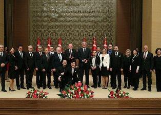 Başkan Erdoğan, 2018 Kültür ve Turizm Bakanlığı Özel Ödülleri'ni verdi