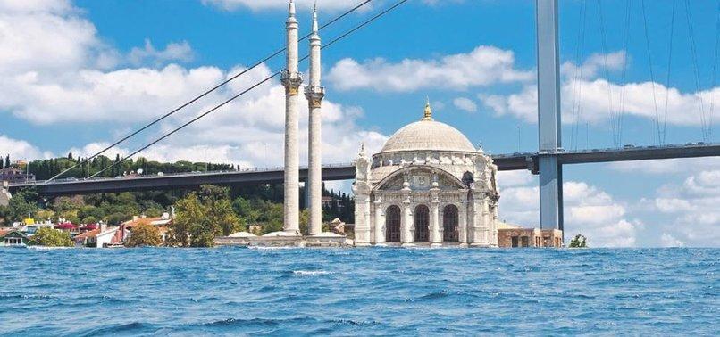 İstanbul sular altında kalacak