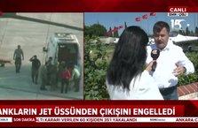 İzmir Çiğli Üssü'nde neler yaşandı?