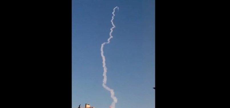 S-400 hava savunma sistemi füzesi Sinop'ta test edildi! İşte o görüntüler