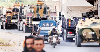 Komandolar Suriye'de! Esad'a ilk ağır yanıt...