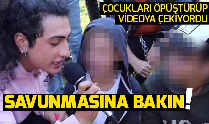 """""""GAGA BULUT"""" LAKAPLI İNTERNET FENOMENİ AHLAKSIZLIĞINI BÖYLE SAVUNDU"""