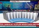 Borcumdan çok faiz istediler Faruk Erdem vatandaşların özel bankalara sitemini canlı yayında ifşa etti  Video