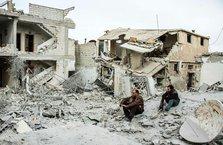 Esad yine sivilleri vurdu