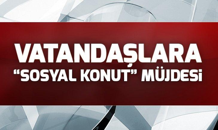 Bakan Murat Kurum'dan vatandaşlara TOKİ müjdesi