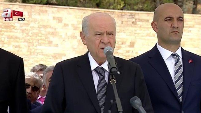 Devlet Bahçeli: 24 Haziran seçimleri tarihi bir dönüm noktası