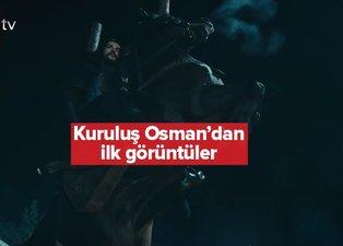 Kuruluş Osman dizisinden ilk görüntüler geldi! İşte Kuruluş Osman'ın milyonlarca kez izlenen görüntüleri