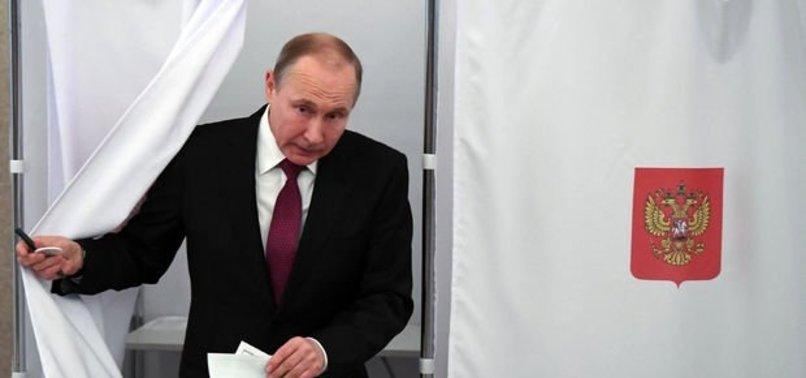 RUSYA'DA BAŞKANLIK SEÇİMLERİ BAŞLADI