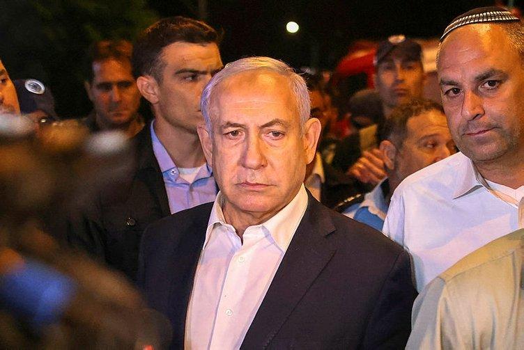 Netanyahu İsrail zulmüne destek veren ülkeleri açıkladı!