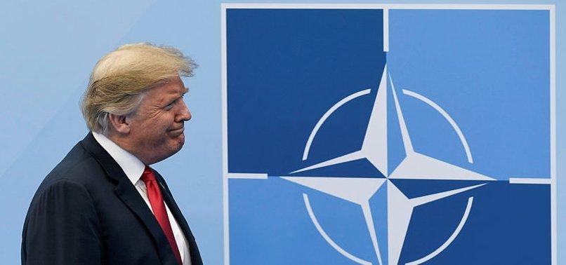 ABD, NATO'DAN ÇEKİLİYOR MU? TRUMP'TAN AÇIKLAMA...