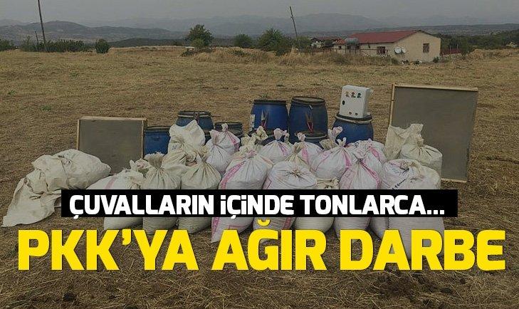 DİYARBAKIR'DA PKK'YA BÜYÜK DARBE!