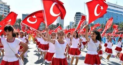 23 Nisan kutlama mesajları! 23 Nisan tebrik mesajları! Atatürk 23 Nisan sözleri!