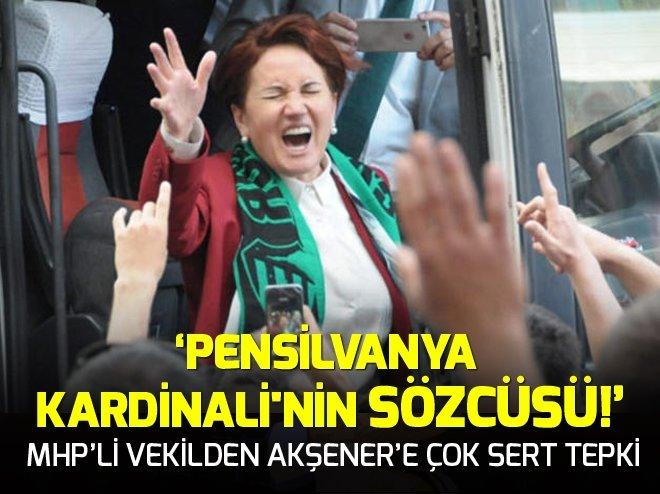 PENSİLVANYA KARDİNALİ'NİN SÖZCÜSÜ!