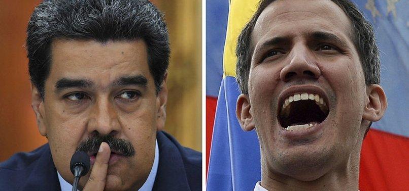 MADURO'YA BAŞKALDIRMIŞTI! GUAİDO'YA BÜYÜK ŞOK...