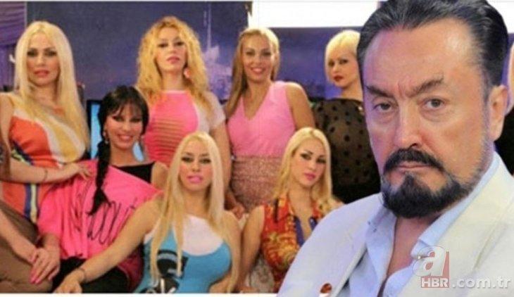 Adnan Oktar Örgütü kızları reklam diye kandırmış!
