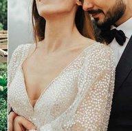 Sen Anlat Karadeniz setinde tanışıp aşk yaşamaya başlamışlardı... Senem Göktürk ve Emre Ön evlendi!