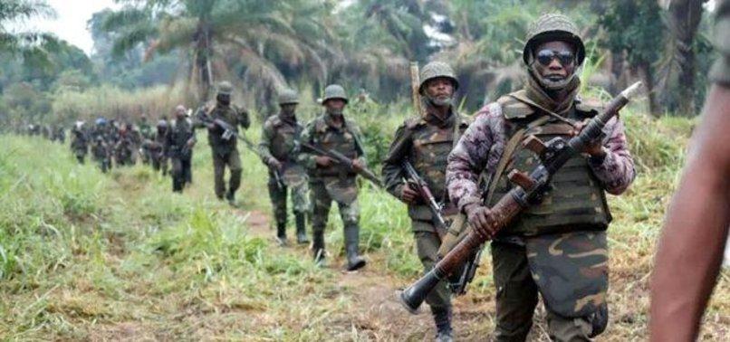 Demokratik Kongo'da alkol alan asker dehşet saçtı